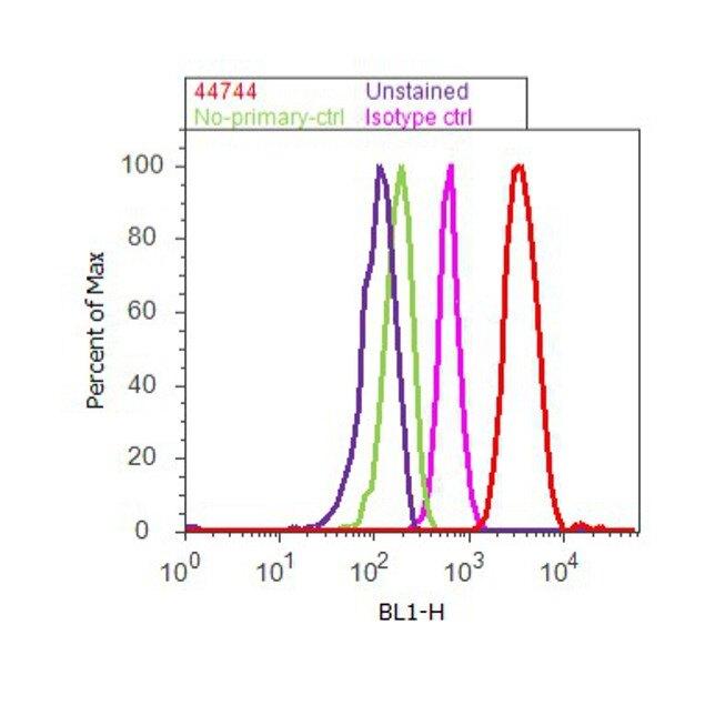 Phospho-Tau (Thr217) Antibody (44-744) in Flow Cytometry