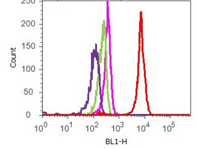 Acetyl-Histone H3 (Lys9) Antibody (701269) in Flow Cytometry