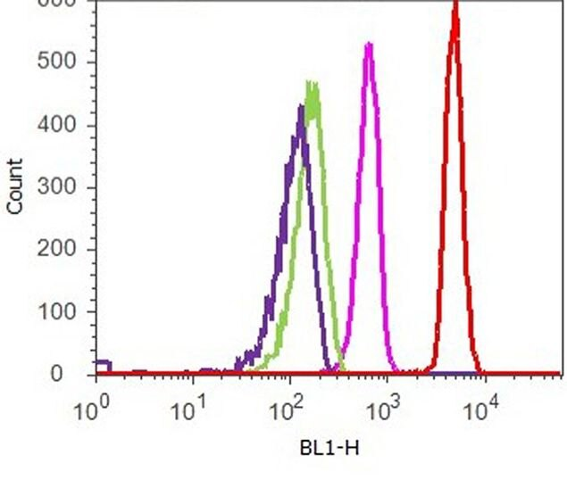 Cyclin D1 Antibody (701421) in Flow Cytometry