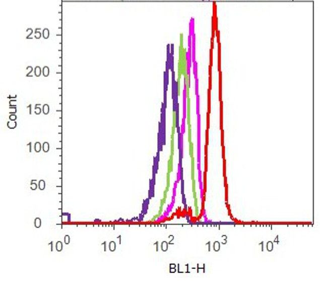 p21 Antibody (710182) in Flow Cytometry