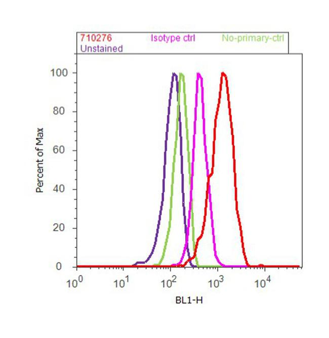 TGF beta-2 Antibody (710276) in Flow Cytometry