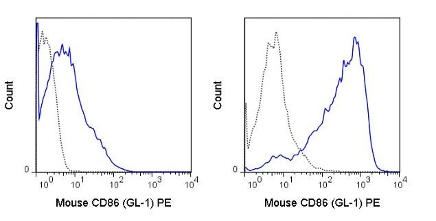 CD86 Antibody (A18681) in Flow Cytometry
