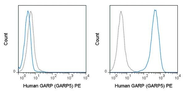 GARP Antibody (A18697) in Flow Cytometry