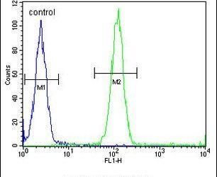 ASIC2 Antibody (PA5-26222) in Flow Cytometry
