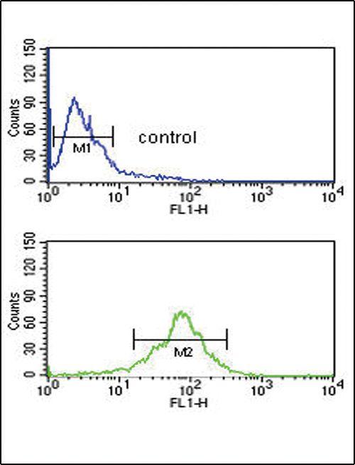 ACOT8 Antibody (PA5-26152) in Flow Cytometry