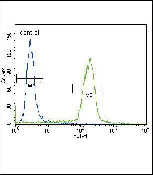 beta-2 Microglobulin Antibody (PA5-12359) in Flow Cytometry