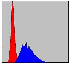 Caspase 8 Antibody (MA5-15914) in Flow Cytometry