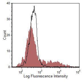 CD21 Antibody (MA5-17710) in Flow Cytometry
