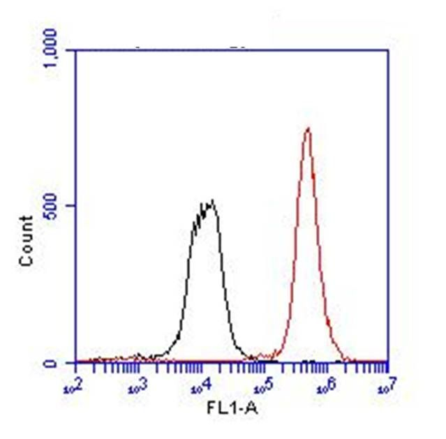 CD4 Antibody (MA1-146-1MG) in Flow Cytometry