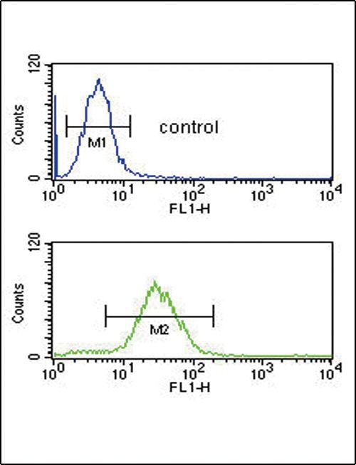 Cofilin Antibody (PA5-24628) in Flow Cytometry