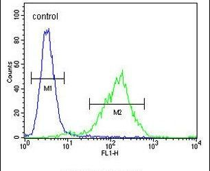 C11orf73 Antibody (PA5-24268) in Flow Cytometry