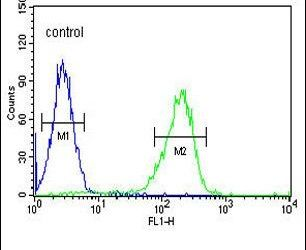 CLIC6 Antibody (PA5-23976) in Flow Cytometry