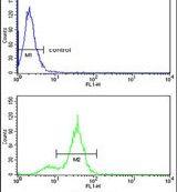 CPN2 Antibody (PA5-14235) in Flow Cytometry
