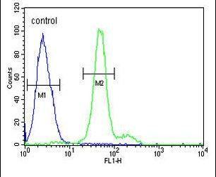 ELOVL5 Antibody (PA5-26967) in Flow Cytometry