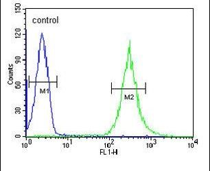 ENPP7 Antibody (PA5-24848) in Flow Cytometry