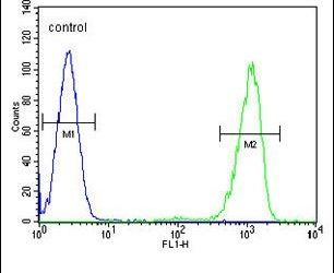 ENTPD3 Antibody (PA5-24209) in Flow Cytometry