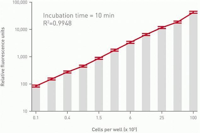 Prestoblue calculation