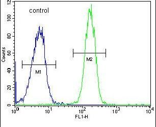GALNT5 Antibody (PA5-26975) in Flow Cytometry