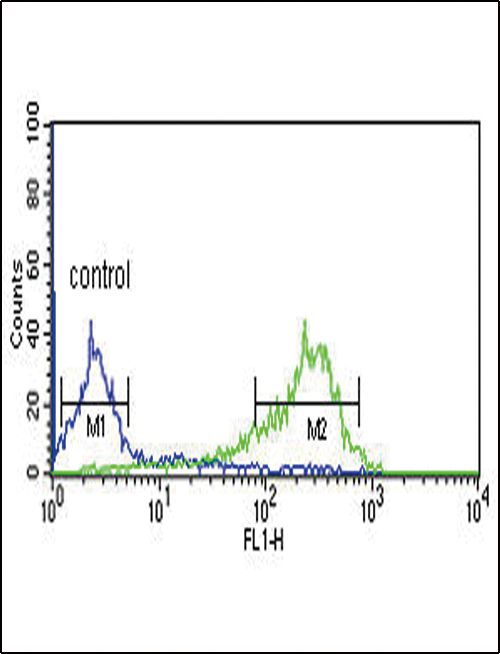 HAPLN1 Antibody (PA5-26792) in Flow Cytometry