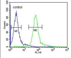 Histone H1.5 Antibody (PA5-25155) in Flow Cytometry