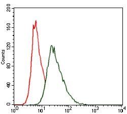 HSF4 Antibody (MA5-17090) in Flow Cytometry