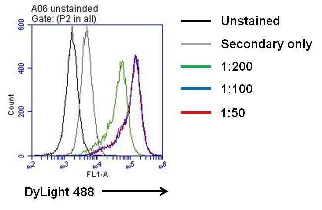 IL-6 Antibody (701028) in Flow Cytometry