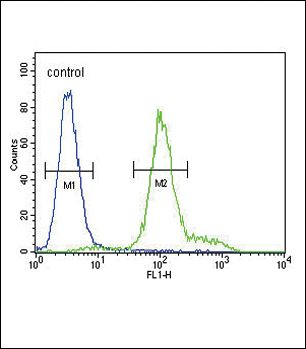 IL12RB2 Antibody (PA5-24181) in Flow Cytometry