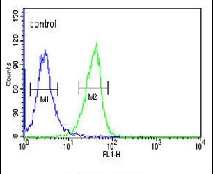 INO80B Antibody (PA5-24764) in Flow Cytometry