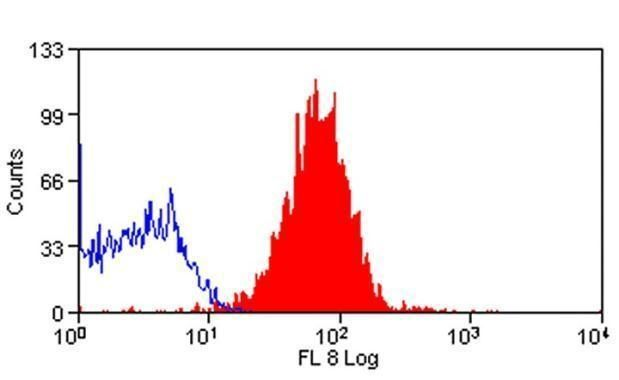 CD45RB Antibody (MA1-90840) in Flow Cytometry