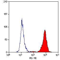 CD65s Antibody (MA5-16968) in Flow Cytometry