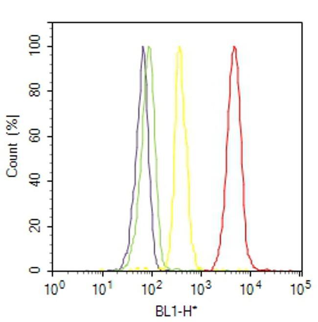 Cyclin D2 Antibody (MA5-12731) in Flow Cytometry
