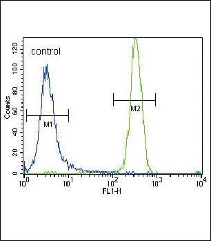 CSF1R Antibody (PA5-14569) in Flow Cytometry