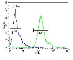 MMGT1 Antibody (PA5-24667) in Flow Cytometry