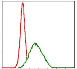 MSH6 Antibody (MA5-17129) in Flow Cytometry