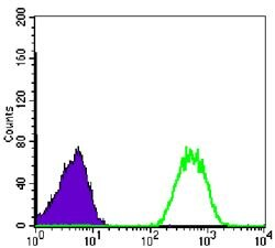 NME1 Antibody (MA5-15642) in Flow Cytometry