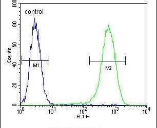 NUDT8 Antibody (PA5-24060) in Flow Cytometry
