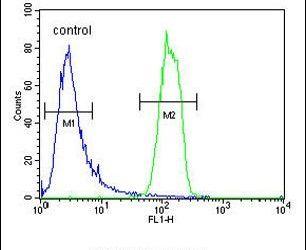 OR2M3 Antibody (PA5-24350) in Flow Cytometry