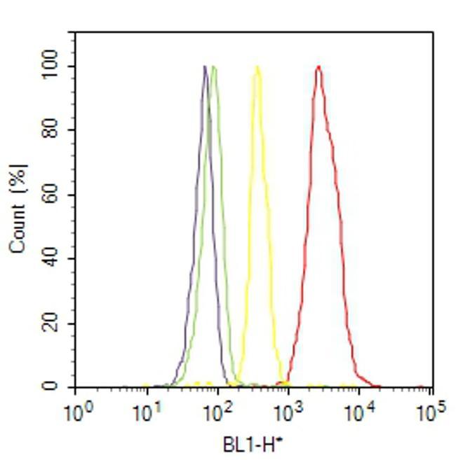 IP3 Receptor 2 Antibody (PA1-904) in Flow Cytometry