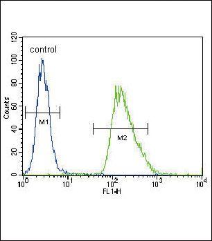 Chromogranin A Antibody (PA5-35071) in Flow Cytometry