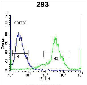 Kallikrein 6 Antibody (PA5-35313) in Flow Cytometry