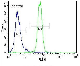 Parkin Antibody (PA5-13398) in Flow Cytometry