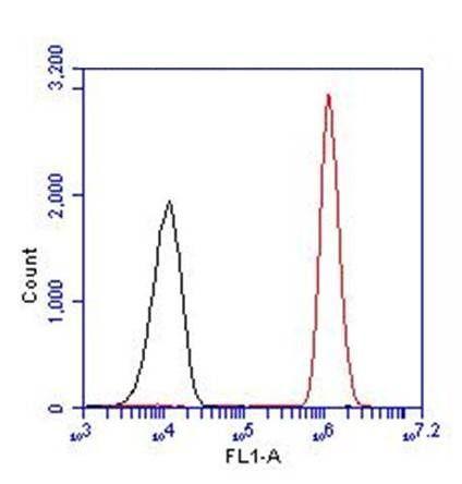 PAX5 Antibody (PA1-109) in Flow Cytometry