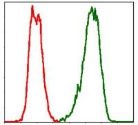 PBK Antibody (MA5-17144) in Flow Cytometry
