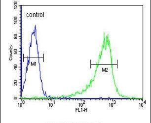 PLCB1 Antibody (PA5-26381) in Flow Cytometry