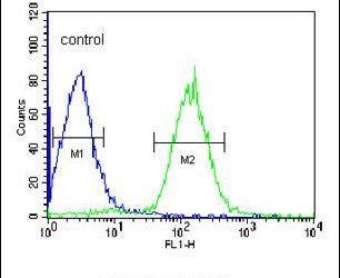 PLTP Antibody (PA5-14601) in Flow Cytometry
