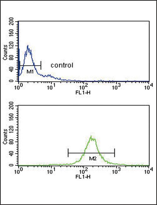 PTGER3 Antibody (PA5-26140) in Flow Cytometry