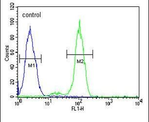 PTPLB Antibody (PA5-24897) in Flow Cytometry