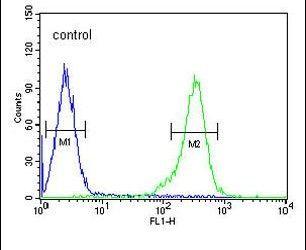 RBM43 Antibody (PA5-24106) in Flow Cytometry