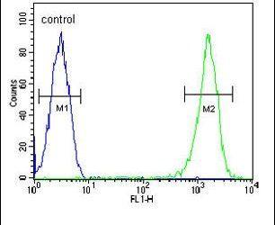 RCN3 Antibody (PA5-25688) in Flow Cytometry