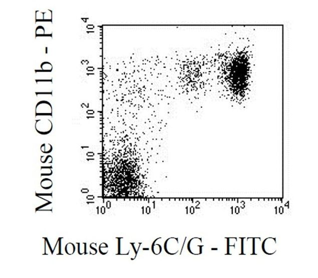 CD11b Antibody (RM2804) in Flow Cytometry